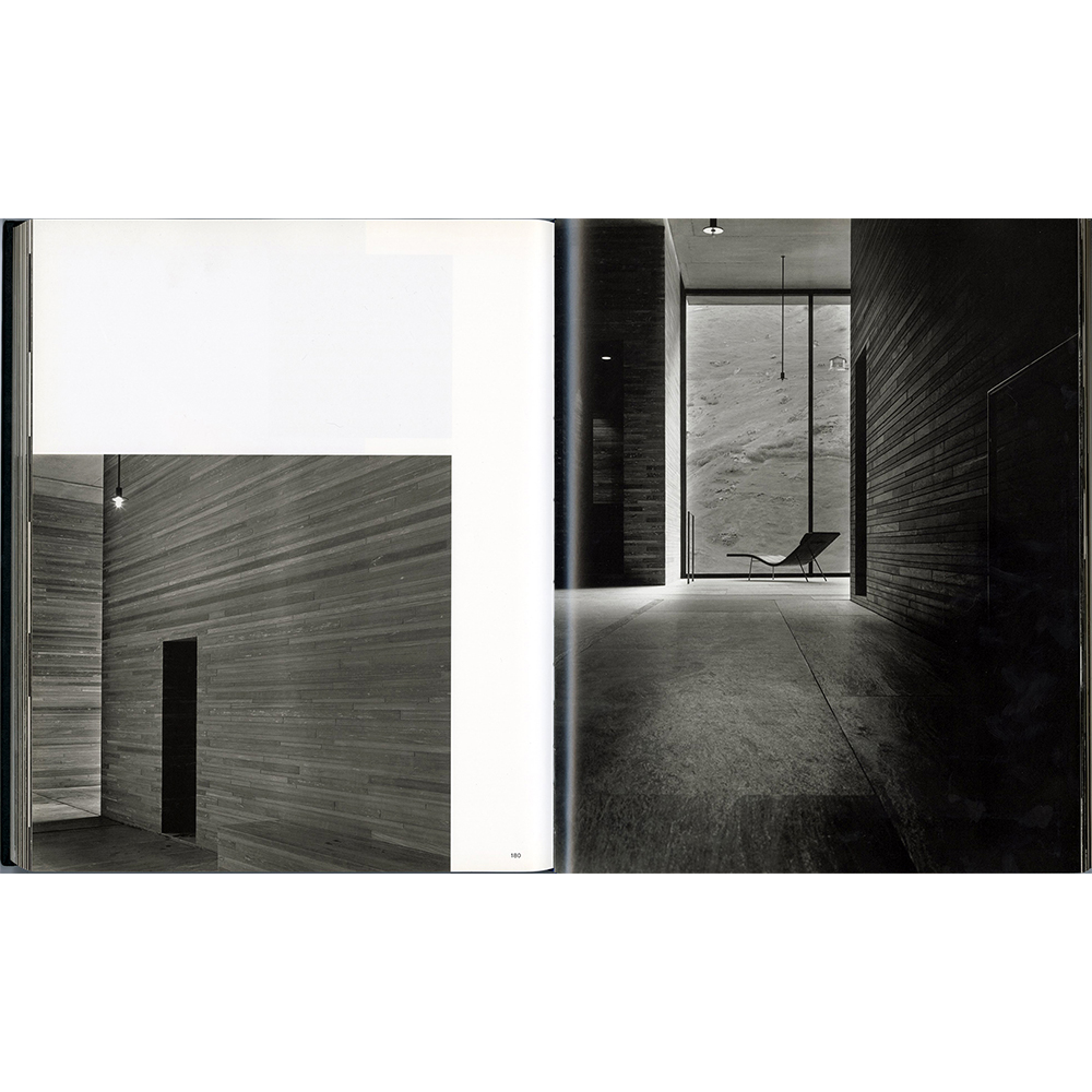 【ピーター・ズントー作品集】Peter Zumthor Works: Buildings and Projects, 1979-1997