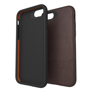 【iPhone7 ケース】 GEAR4 D3O Mayfair  (Brown)