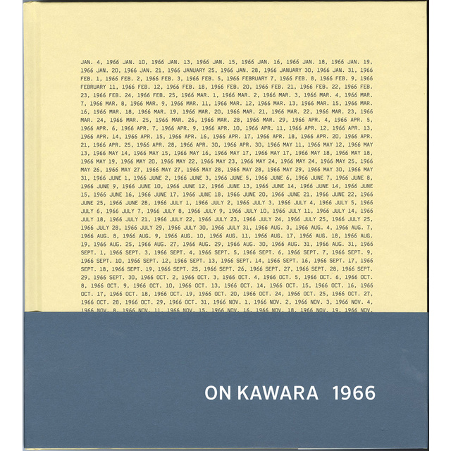 【30%OFF】ON KAWARA: 1966/河原 温:1966