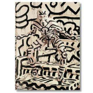Annie Leibovitz - Keith Haring/アニー・リーボヴィッツ