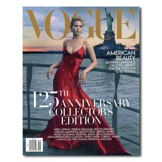 VOGUE (US) September 2017 125th Anniversary Collection Edition 特別特典付き