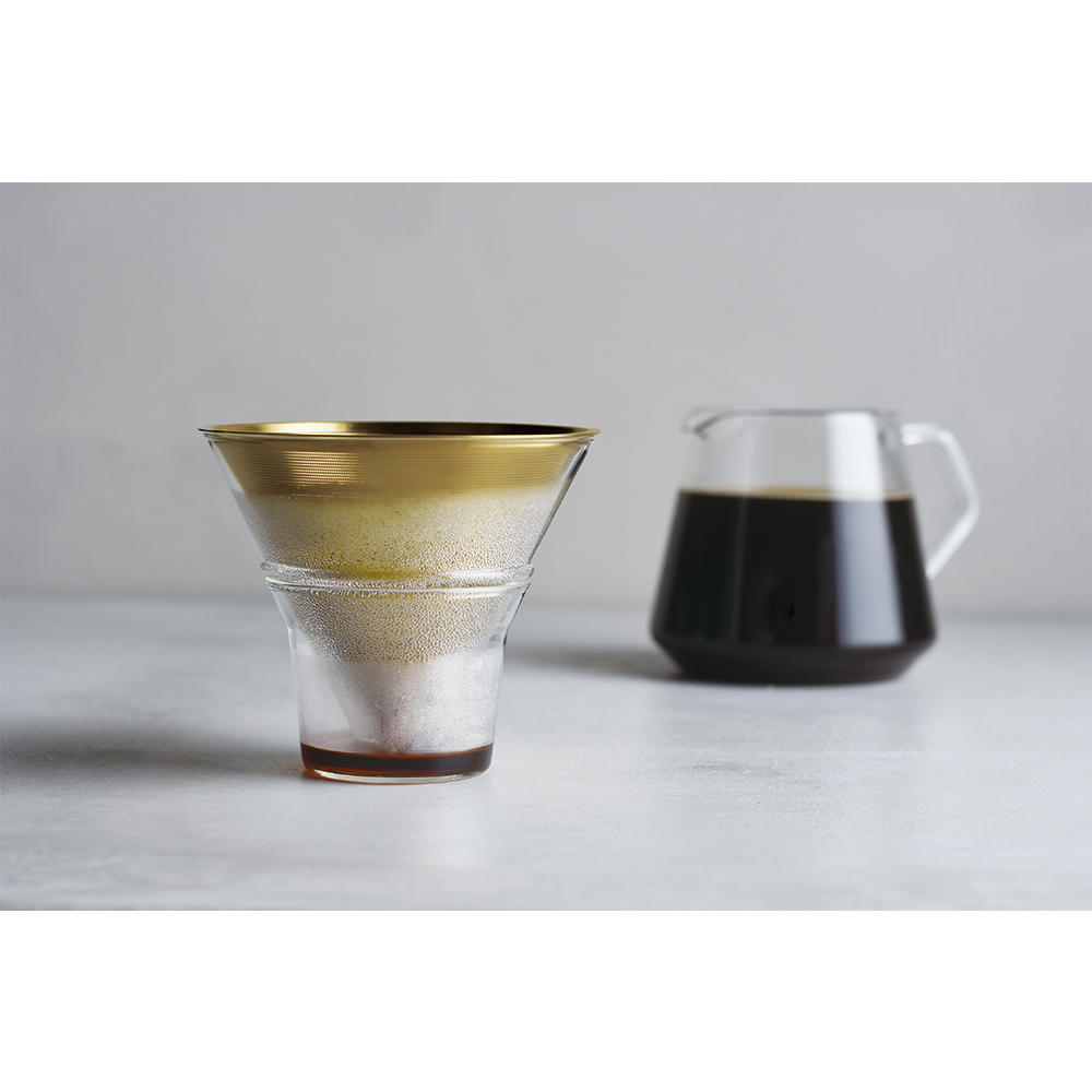 【KINTO】Slow Coffee Style Specialty SCS-S02 ブリュワースタンドセット 4cups