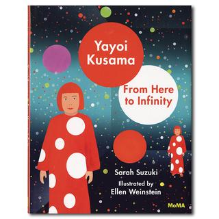 【50%OFF】Yayoi Kusama: From Here to Infinity!