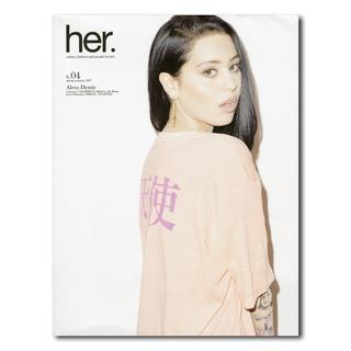 her. Magazine Issue 4
