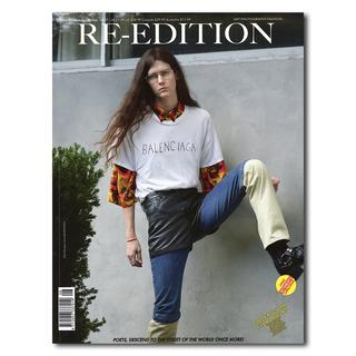 RE-EDITION Issue 8 Autumn/Winter 2017