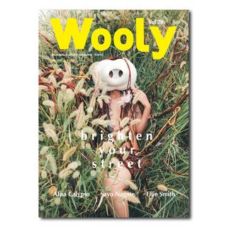 Bilingual Culture Magazine Wooly Magazine vol.28
