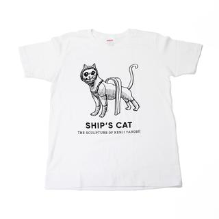 SHIP'SCAT t-shirt stand ヤノベケンジ