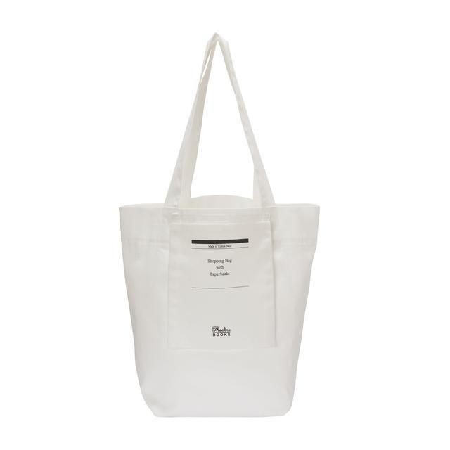 199debca1604 【ポイント2倍】THEATRE BOOKS(シアターブックス)ショッピングバッグ Shopping Bag with