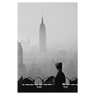 《Empire State Building》ELLIOTT ERWITT Platinum Editions【プリント作品】