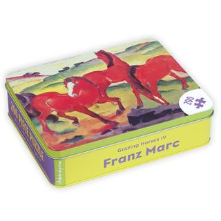 Franz Marc Grazing Horses IV 200 Piece Puzzle マルク ホース 200 パズル