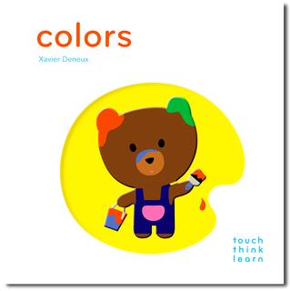 TouchThinkLearn: Colors TTL カラーズ