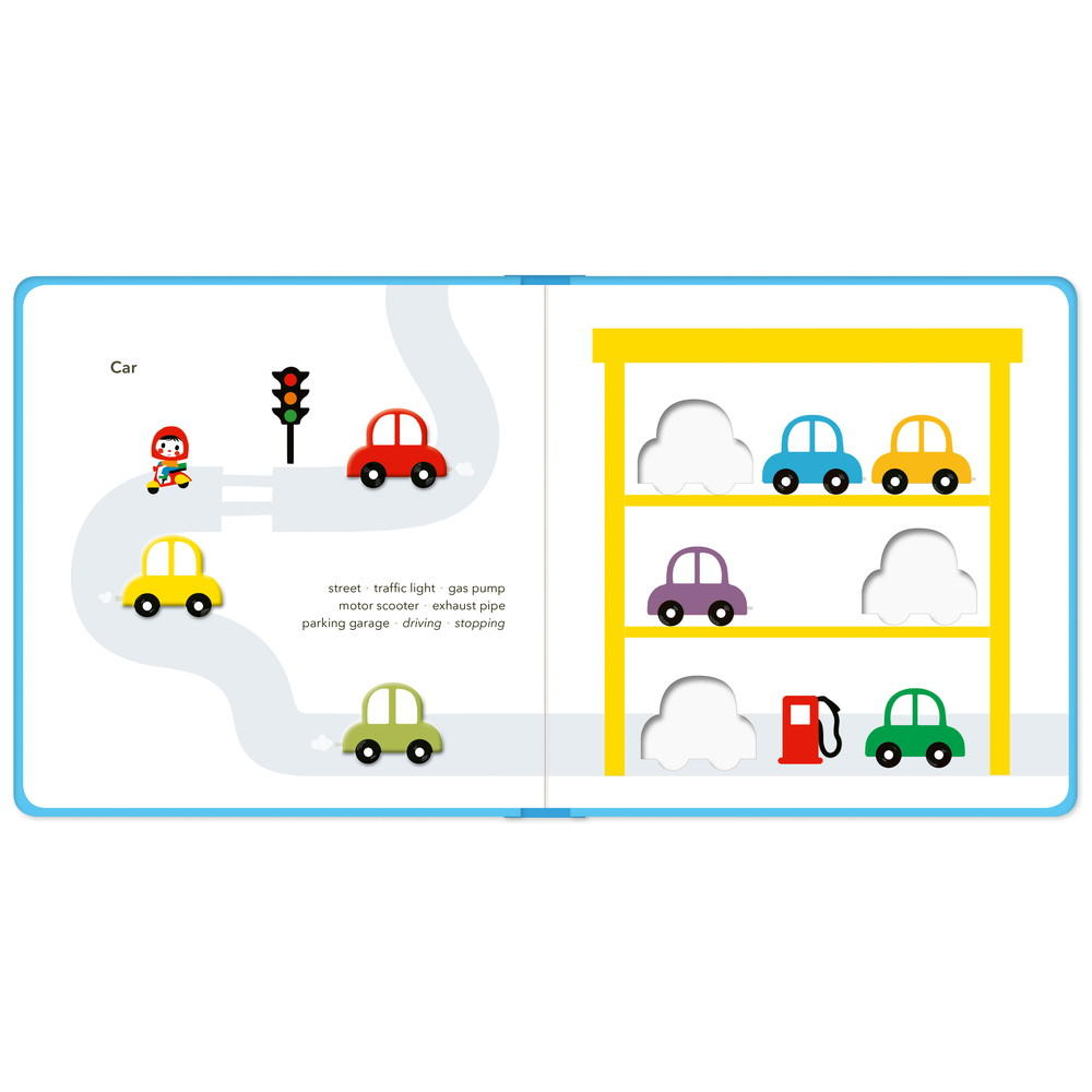 TouchThinkLearn: Vehicles TTL ヴィークルズ