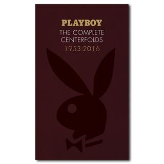 Playboy: The Complete Centerfolds 1953-2016