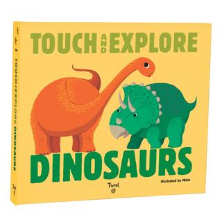 Dinosaurs (Touch and Explore) TE ダイナソー