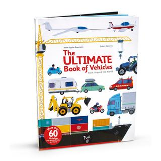 The Ultimate Book of Vehicles アルティメイト ブック オブ ヴィークル