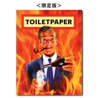 【50%OFF】TOILETPAPER 16 LIMITED EDITION/トイレットペーパー 16 限定版