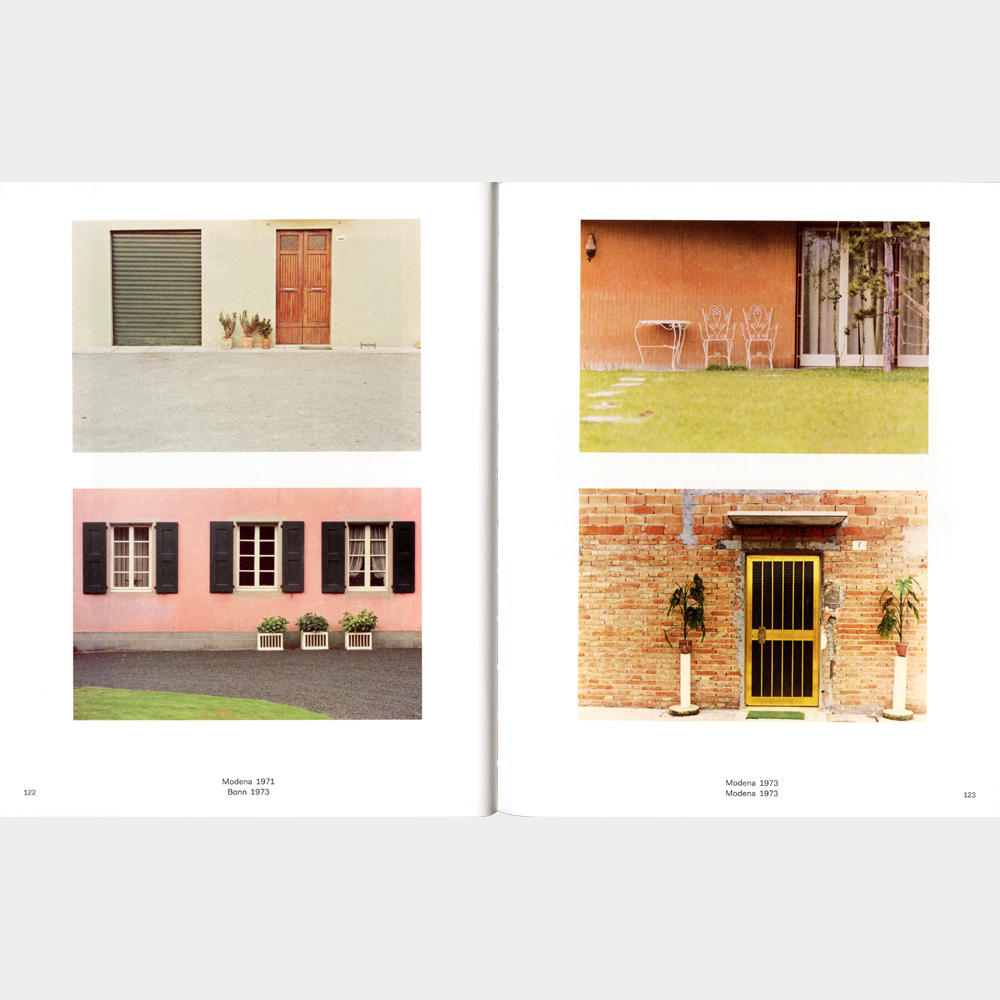 THE MAP AND THE TERRITORY/ルイジ・ギッリ (Luigi Ghirri)