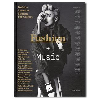 Fashion + Music:Fashion Creatives Shaping Pop Culture