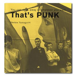 That's Punk プリント付 Special Edition