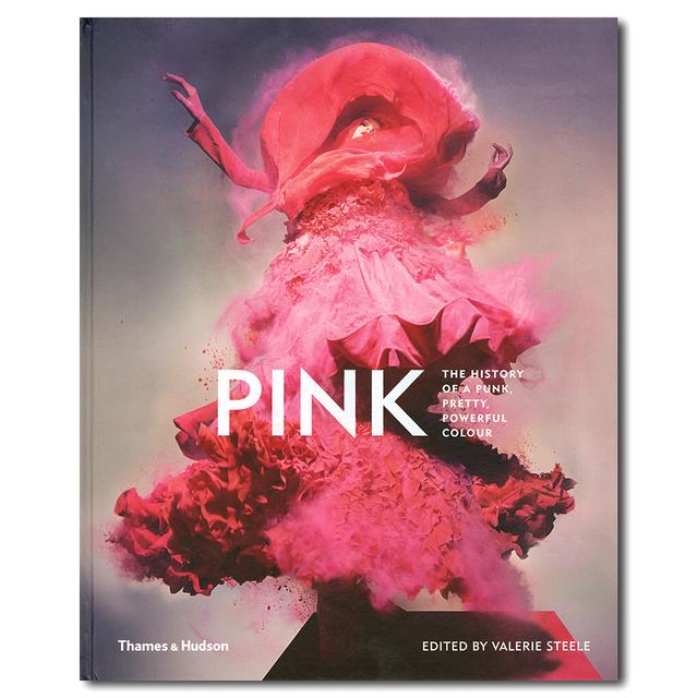 Pink : The History of a Punk, Pretty, Powerful Color ピンクの担った文化的重要性と歴史