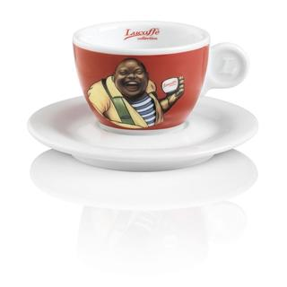 【Coffection】 cappuccino cup Lucaffe(ルカフェ)