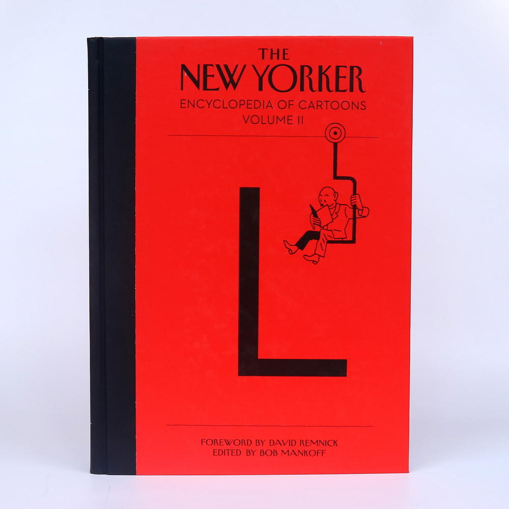 The New Yorker Encyclopedia of Cartoons: A Semi-serious A-to-Z Archive 【世界中の人々に愛されてきた最高の風刺漫画たち】
