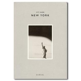 CEREAL CITY GUIDE NewYork【City Guideシリーズ】