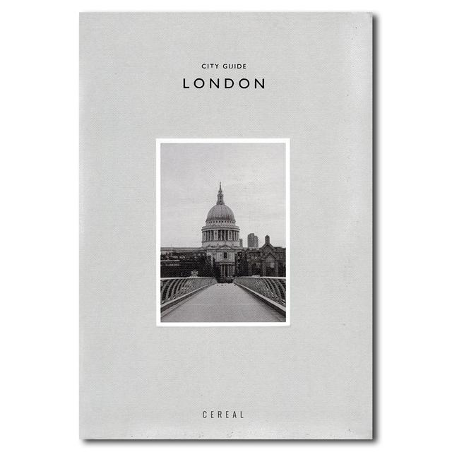 CEREAL CITY GUIDE London【City Guideシリーズ】