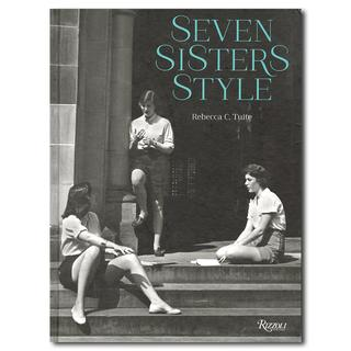 Seven Sisters Style: The All-American Preppy Look  プレッピースタイル女性の美しい写真