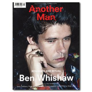 Another Man Issue 27 A/W 2018 オランダ発のビジュアルファッション誌