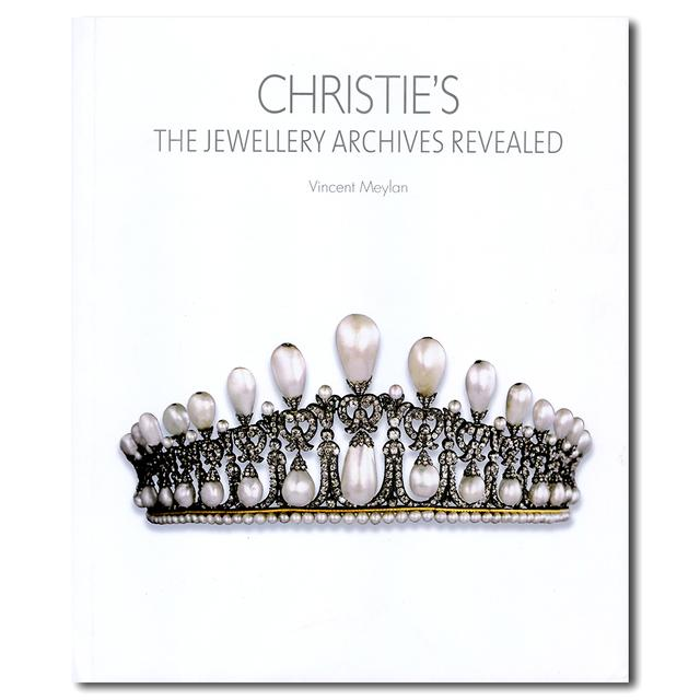Christie's: The Jewellery Archives Revealed さまざまな逸話をもった宝石を通して歴史の旅へ