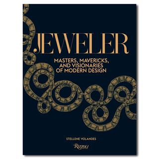 Jeweler: Masters, Mavericks, and Visionaries of Modern Design 世界中の巨匠17人にフォーカス