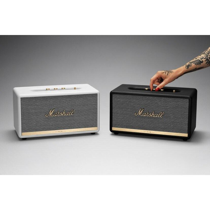 【お取り寄せ】Marshall Stanmore II Bluetooth ブラック(ZMS-1001902)