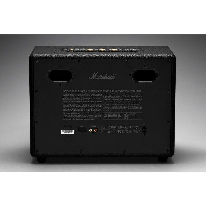 【お取り寄せ】Marshall Woburn II Bluetooth ブラック(ZMS-1001904)