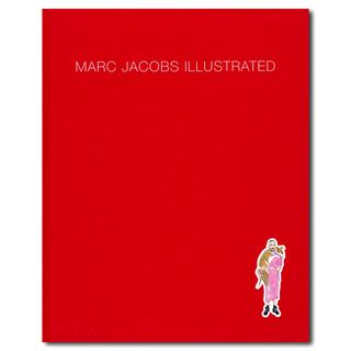 Marc Jacobs Illustrated マーク・ジェイコブスコレクションのイラストブック