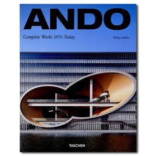 【サイン入り】ANDO: Complete Works, 1975-Today
