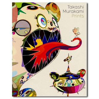 "Takashi Murakami:prints : ""My first art""series? 村上隆作品集"
