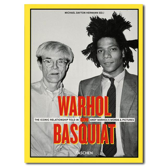 Warhol on Basquiat: the Iconic Relationship Told in Andy's Words and Pictures