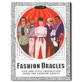 Fashion Oracles Life & Style: Inspiration from the Fashion Greats