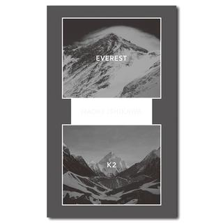 BIG BOOK EVEREST / K2 石川直樹