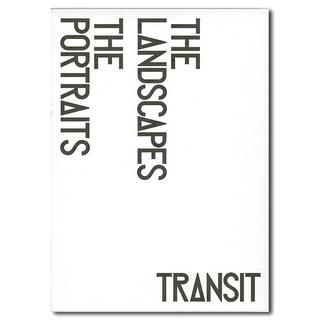 特装版『TRANSIT THE PORTRAITS』『TRANSIT THE LANDSCAPES』2冊セット