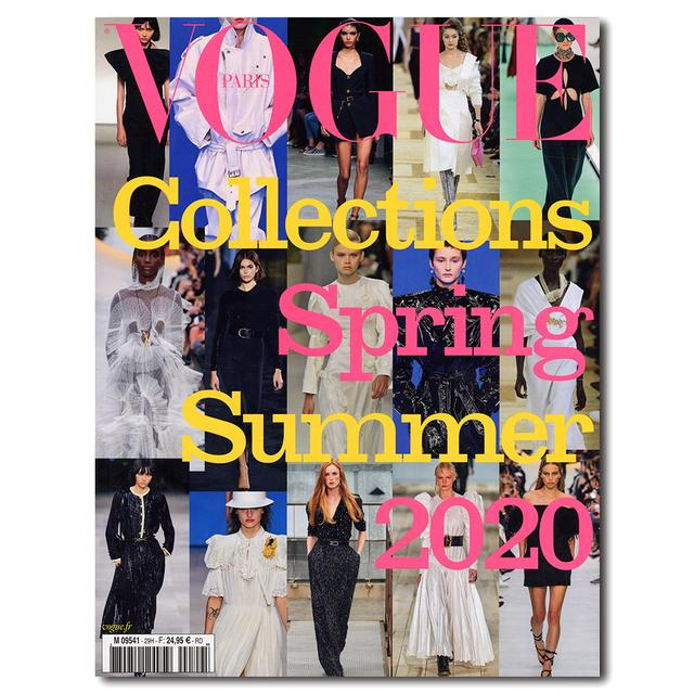 VOUGE Collections Paris No.29 2020