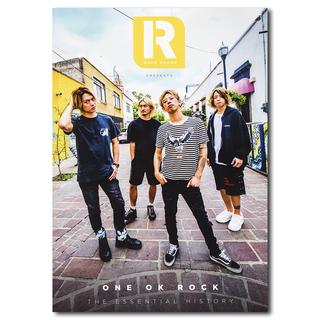 "ROCK SOUND presents ""ONE OK ROCK - The Essential History"""