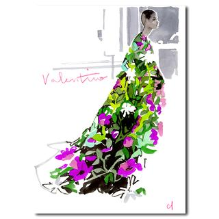 Valentino Couture Spring/Summer 2019 no.01  Marc Antoine Coulon【サイン入】