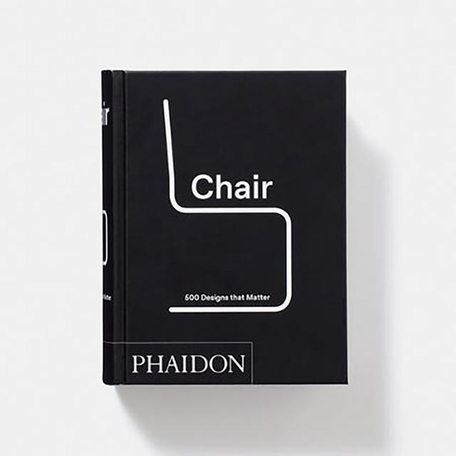 Chair: 500 Designs That Matter 11世紀から現在までの名作椅子を500脚紹介