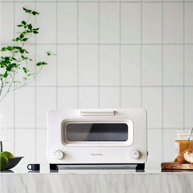BALMUDA The Toaster WHITE バルミューダ ザ トースター ホワイト K05A‐WH