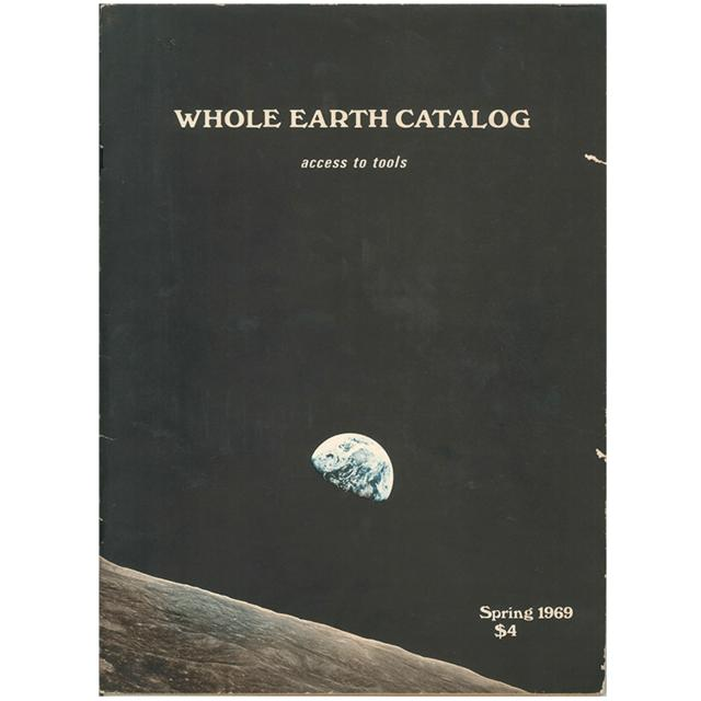 【古書】Whole Earth Catalog Spring 1969