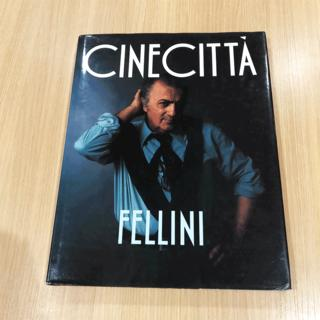 【古書】CINECITTA=FELLINI