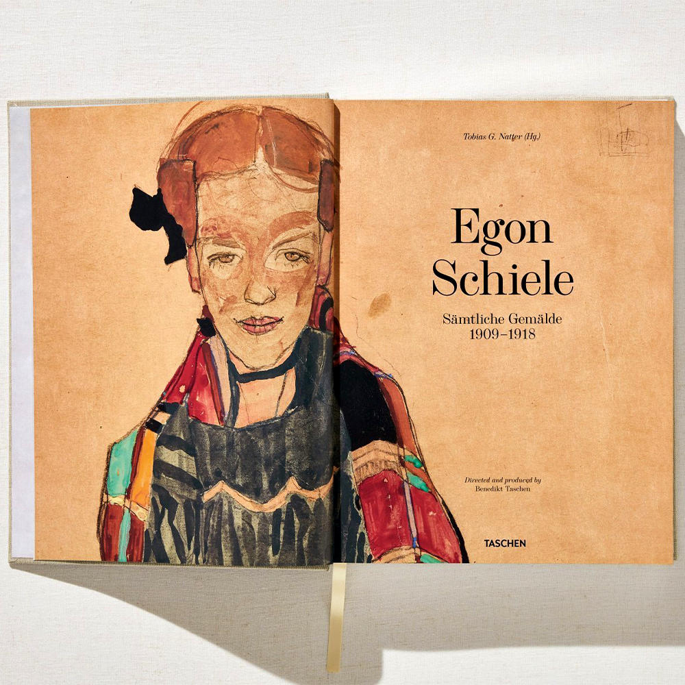 Egon Schiele. The Complete Paintings 1909-1918 エゴン・シーレ 作品集1909-1918