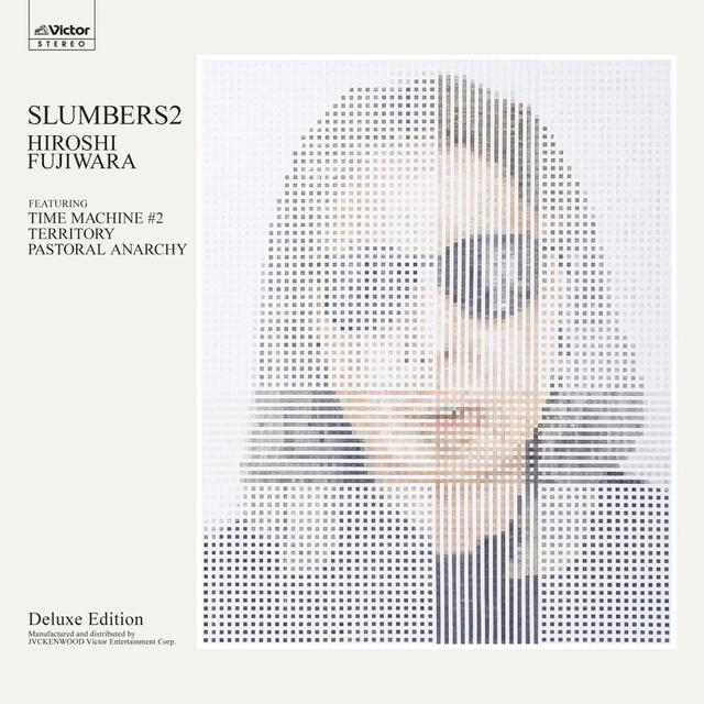 藤原ヒロシ slumbers2【Deluxe Edition】2CD THE ORIGINAL ART FORM*2,500セット完全限定生産